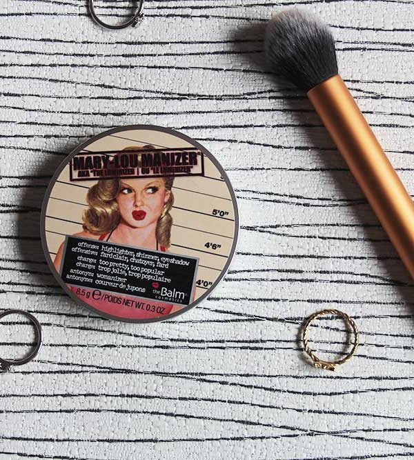 TheBalm Mary-Lou Manizer Review