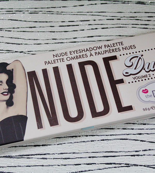 TheBalm Nude Dude Palette Review