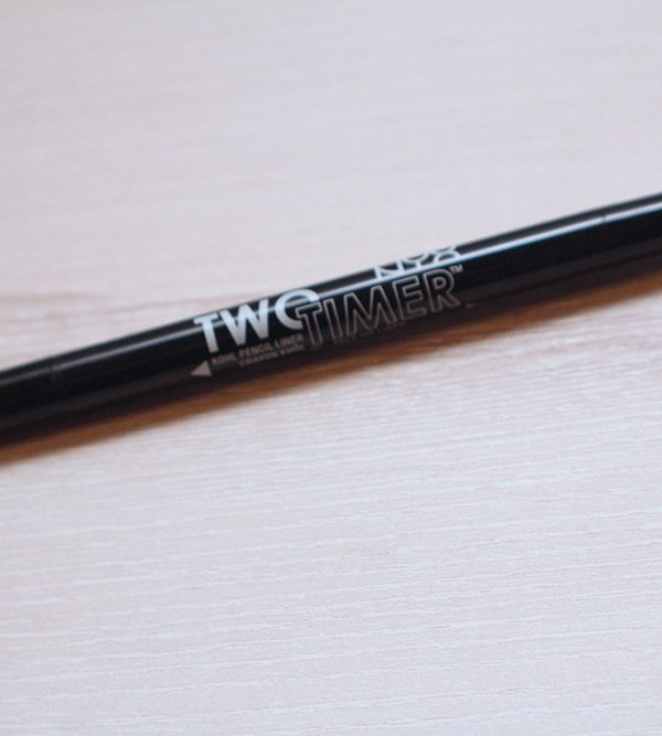 NYX Two Timer Dual Ended Eyeliner Review