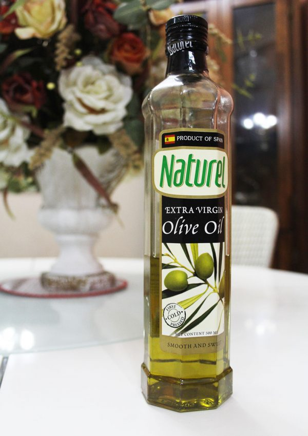 Erin Tries It: Olive Oil to Combat Dry Skin Review