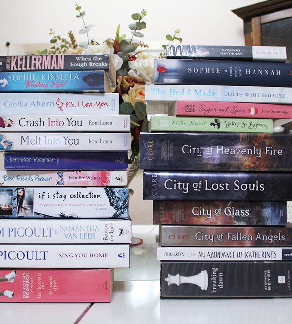 24 Books I'm Going to Read in 2017 | Challenge