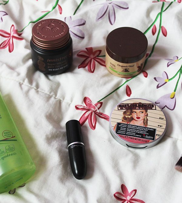 Beauty Products I'm Currently Loving