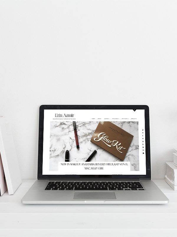 A blog facelift from Pipdig