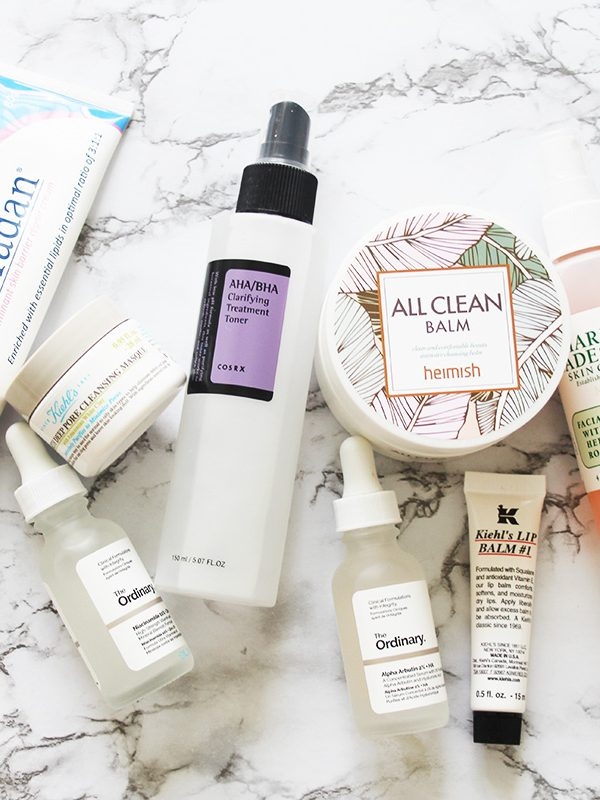 'Stepping Up My Skincare Game' Haul