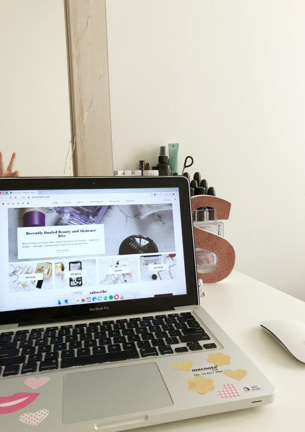 6th Blog Revamp + Tips to Spice Up Your Blog
