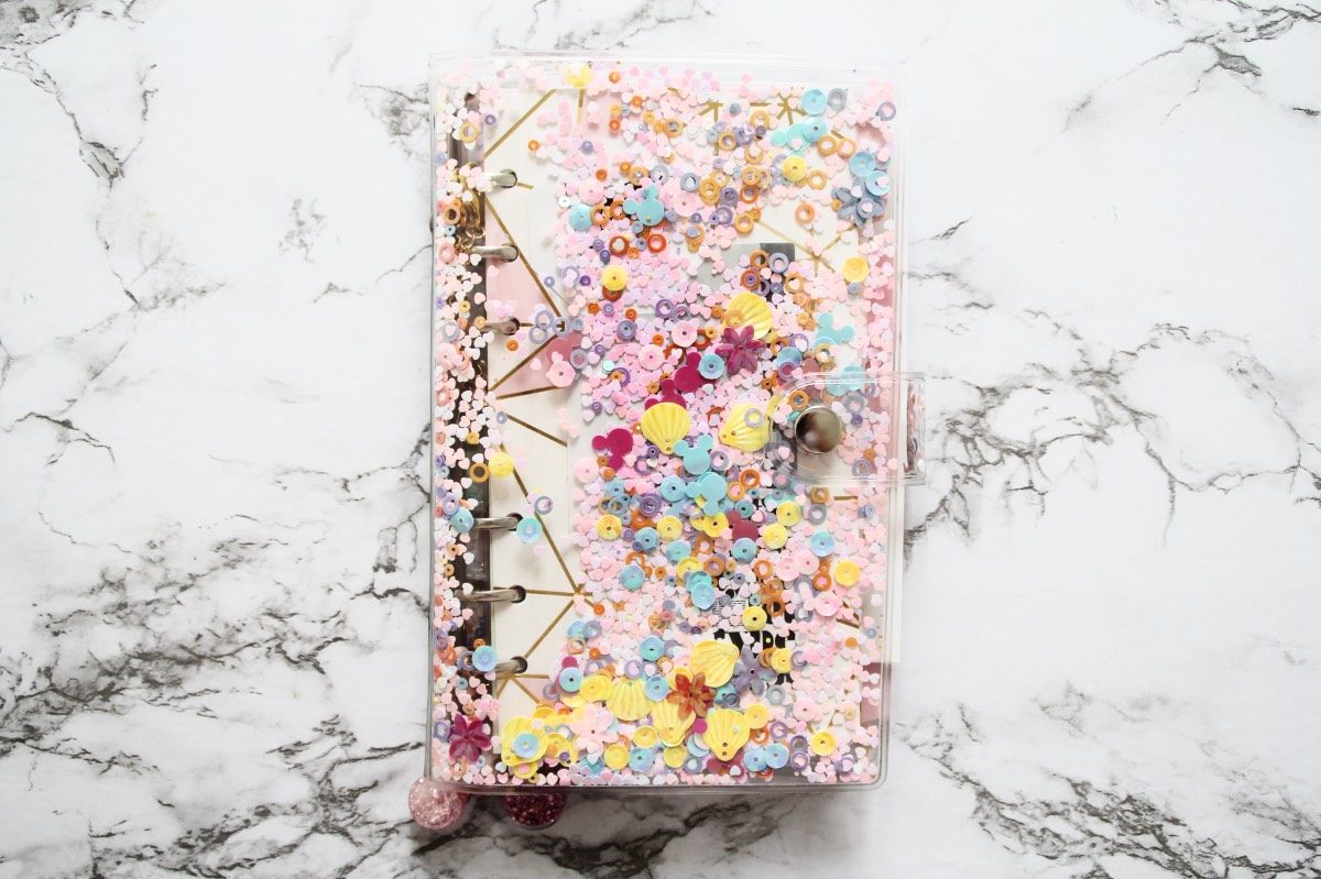 a6 ring binder journal